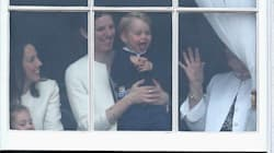 Prince Louis Will Probably Learn A 2nd Language Thanks To His