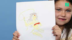 Kids Pick Their Moms' Superhero Names And Of Course, It's