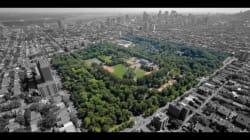 Montréal: l'administration Plante compte retirer les voitures du parc La