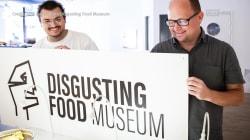 Ce musée recense les pires aliments de la