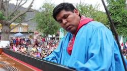 VIDEO: Él es Romeyno Gutiérrez, el pianista