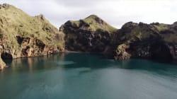 En Islande, un sanctuaire pour baleines retraitées va