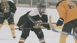 Le hockey sonore: les oreilles sur la