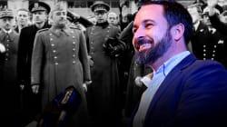 Vox y su desprecio a la Memoria