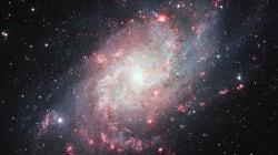 VIDEO: El telescopio espacial Hubble capturó una detallada imagen de la galaxia