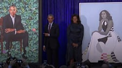 VIDEO: Así lucen los retratos oficiales de Barack y Michelle
