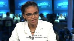 Marina Silva no JN: Mulheres devem se aposentar mais