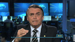 No JN, Bolsonaro apela a 'kit gay' para driblar perguntas sobre