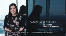 Femmes d'action: Catherine Fournier ou la relève politique en