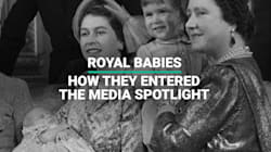 Check Out These Royal Baby Debuts Through The
