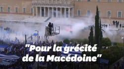 Violences à Athènes lors d'une manif contre le nouveau nom de la