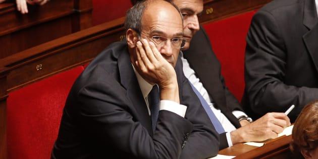 """Pour Woerth, Macron a une réelle """"volonté d'affaiblissement du Parlement""""."""