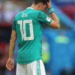 Özil dice adiós a la Selección Alemana por