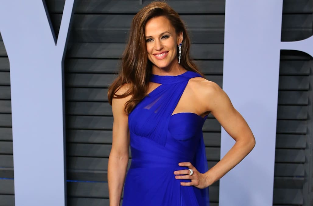 Jennifer Garner's most fashionable moments of 2018