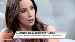 Almudena Cid sobre la presión de la maternidad:
