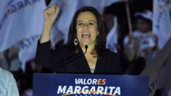Se burlan de Margarita Zavala en Twitter por