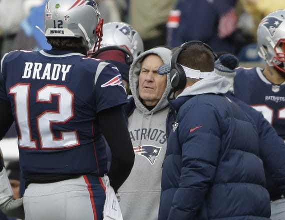 Belichick, Patriots have yet to speak to Tom Brady