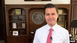 Peña Nieto se reúne con su gabinete durante conteo