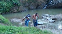 Río Usila podría inundar la región del Papaloapan en