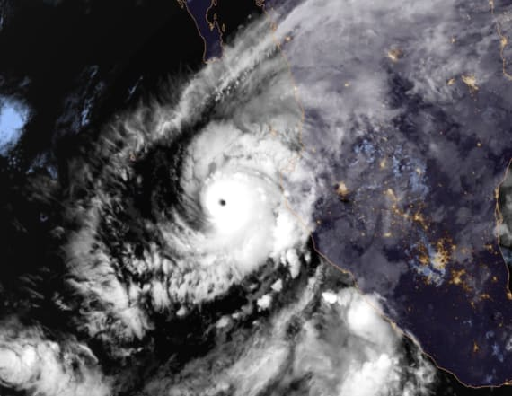 Hurricane Willa now Category 4, still dangerous