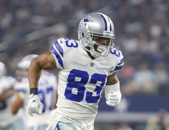Dallas Cowboys wide receiver suspended 3 games
