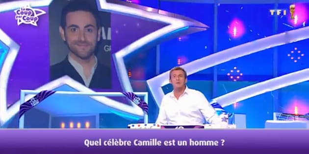 TF1: Camille Combal animera