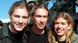 Pop Trio Hanson Are Touring Australia, Much To The Delight Of Your Inner