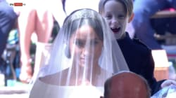 This Mulroney Twin's Reaction To The Royal Wedding Is Every Canadian