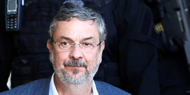 Ex-ministro de Lula, Antonio Palocci prestou depoimento como testemunha de acusação na Operação Zelotes.
