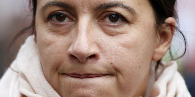 La députée EELV Cecile Duflot en octobre 2015. REUTERS/Charles Platiau