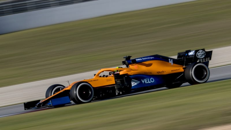 McLaren F1 team furloughs staff, and its drivers take a pay cut