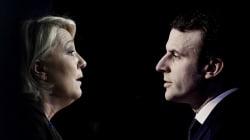 Los partidos de Macron y Le Pen, igualados en una encuesta sobre las