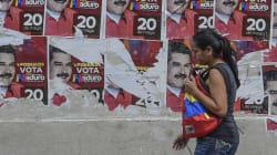 En pleine crise, les Vénézuéliens votent pour (ré)élire leur