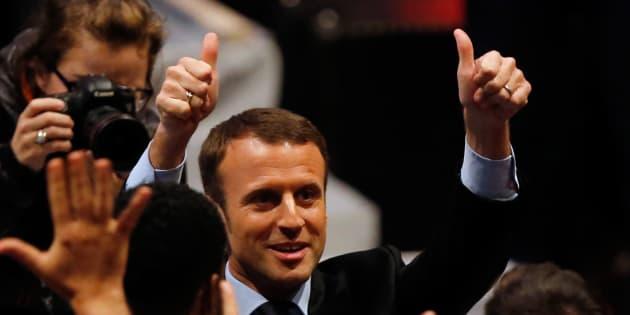 Emmanuel Macron annoncera prochainement sa candidature à l'Elysée, selon l'AFP.