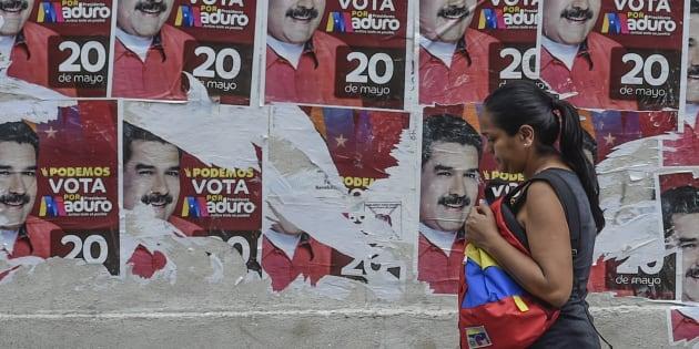 Les Vénézuéliens votent pour élire leur président, en pleine crise.