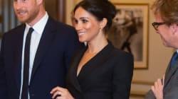 Meghan Markle éblouissante dans cette robe