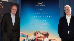 La plainte déposée après l'appel à la plateforme anti-harcèlement du Festival de Cannes classée sans