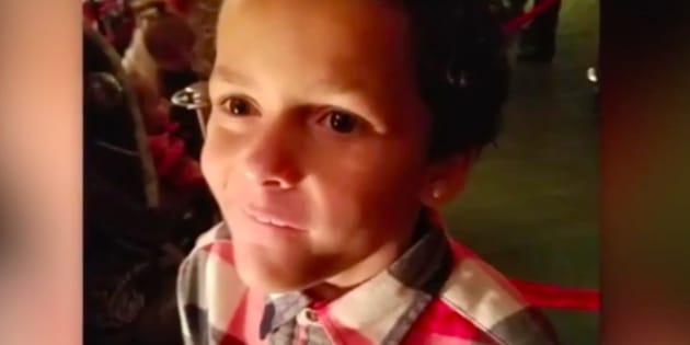 Bimbo di sei anni difende l'amico, per lui finisce malissimo