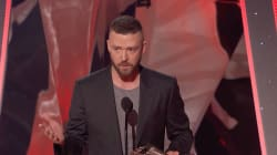 El inspirador mensaje de Justin Timberlake a los