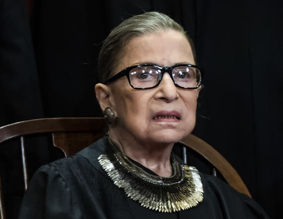 'Fox & Friends' sorry for Bader Ginsburg graphic