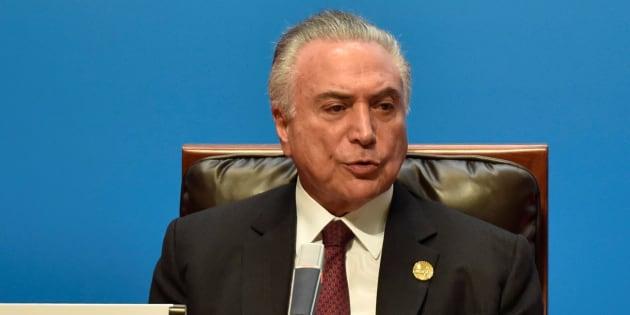 Defesa de presidente Michel Temer nega que empresa Rodrimar S/A não foi beneficiada pelo Decreto dos Portos.
