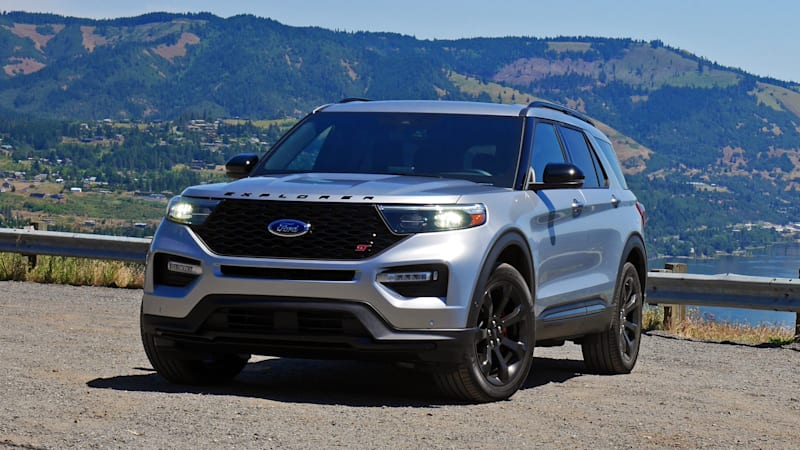 2020 Ford Explorer ST First Drive Review