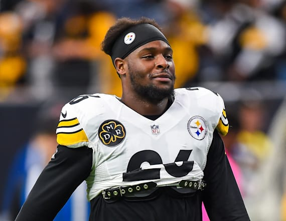 Steelers clear way for Bell to become a free agent