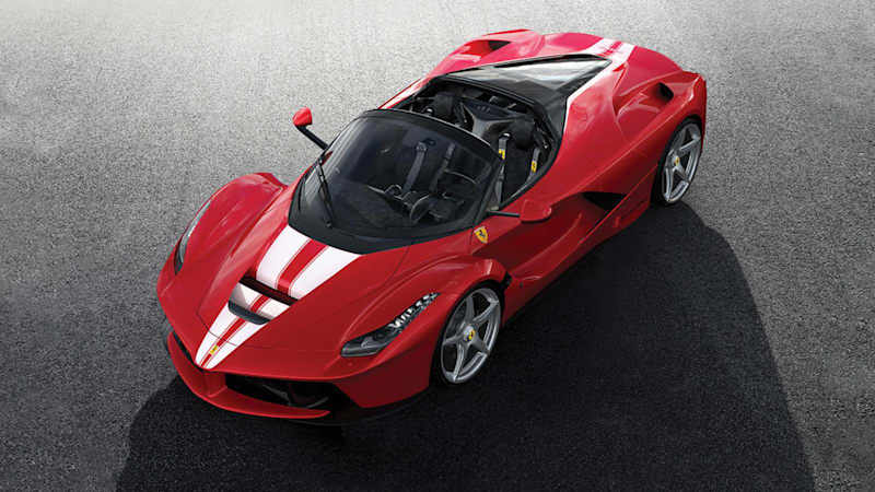 insurance t revealed is much mm official first have pictures new you builds ferrari on magazine car a cant news how speciale can by front another