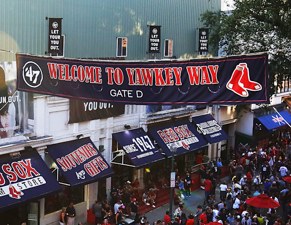 Red Sox' plan to rename Yawkey Way approved