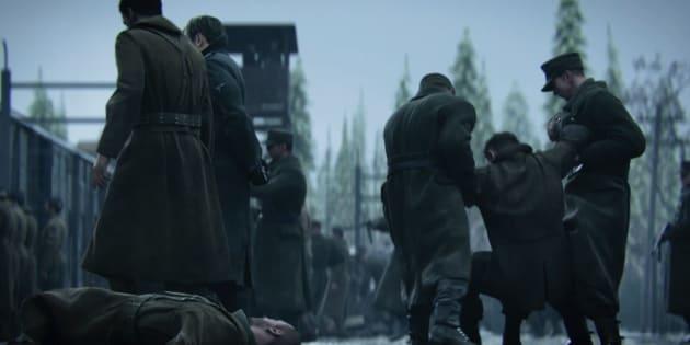 """La Shoah est (enfin) évoquée dans le jeu """"Call of Duty: WWII""""."""