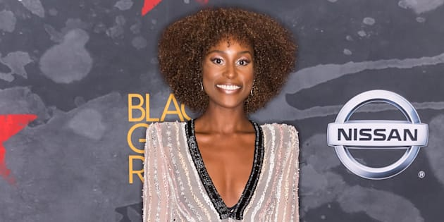 Issa Rae attends Black Girls Rock! 2017 at New Jersey Performing Arts Center on August 5, 2017.