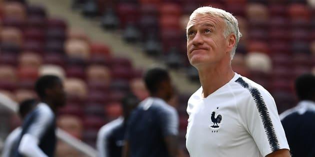 Coupe du monde 2018: Deschamps avait des reproches à faire après la purge face au Danemark (mais pas à ses joueurs)