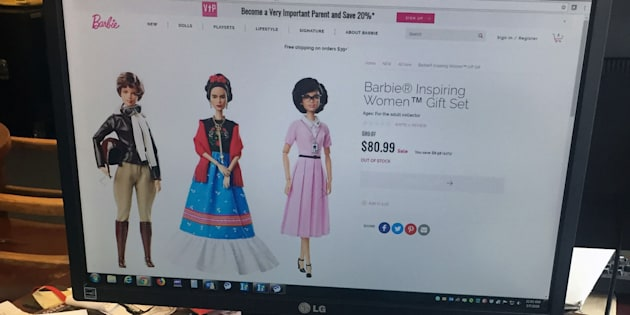 Frida Kahlo en poupée Barbie? Ses descendants refusent la commercialisation du jouet