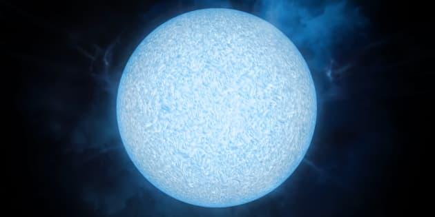 Cette étoile est 100 fois plus éloignée que la plus lointaine jamais observée